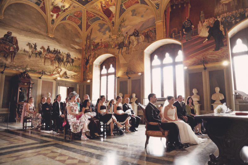 The Palazzo Pubblico Wedding Hall Civil Wedding Halls In