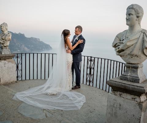 Late Summer Glamour in the Amalfi Coast