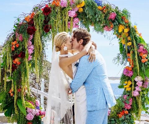 Colors of Love in Capri