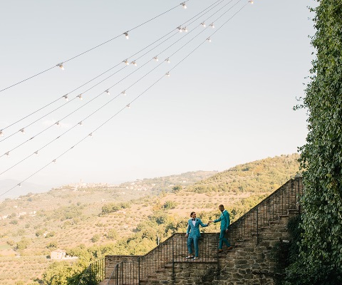 The Joy of Love in the Umbrian countryside