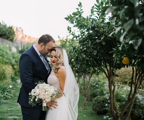 Spring Luxury Wedding in Ravello