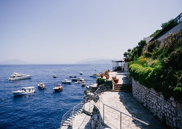 Wedding venue in Amalfi Coast