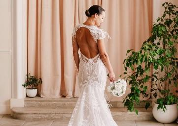 Bridal pics in Capri Island