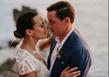 Romantic Wedding shooting in Capri