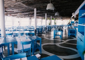 Elegant venue for your brunch the day after the Wedding in Capri Island
