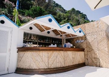 Wedding venue in Capri