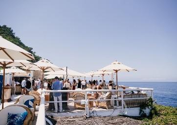 Fun brunch in Capri