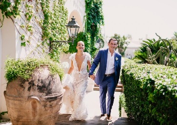 Wedding in Capri