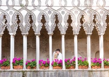 Amazing Wedding shooting in Ravello