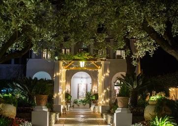 Elegant Wedding venue in Ravello