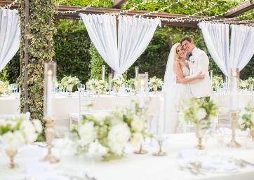 Lush Wedding in Ravello