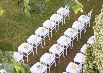 Symbolic Wedding ceremony in Ravello