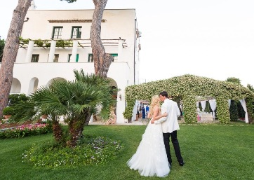 Romantic Wedding in Ravello