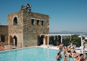 Your Wedding in an Umbrian castle