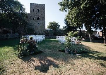 Symbolic Wedding in Umbria