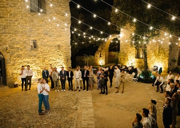 Your Wedding in the Umbrian castle