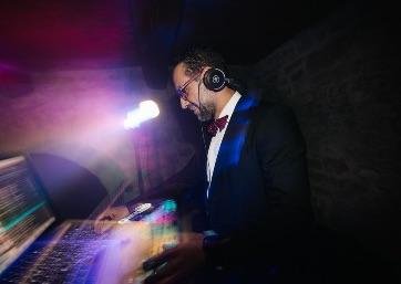 Wedding DJ in Umbria