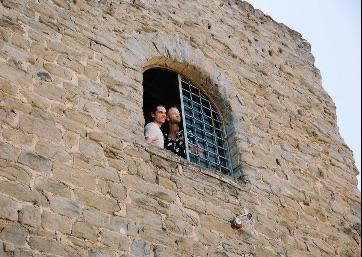 Wedding in a lovley venue in Umbria