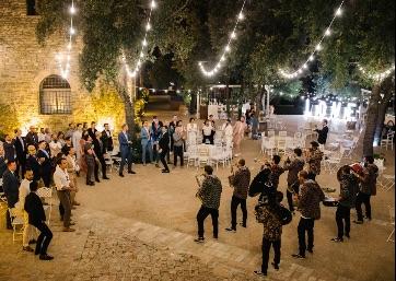 Amazing Wedding music in Umbria