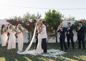 Saying I Do in Apulia