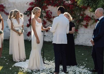 Wedding celebrant in Apulia