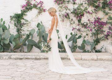 Stunning Bride in Apulia