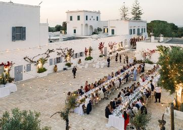 Amazing Wedding venue in Apulia
