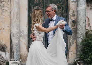 Dancing in Ravello