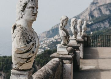 Spectacular Belvedere for your Wedding in Ravello