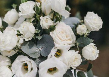 Wedding flowers in Amalfi Coast