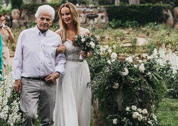 Bridal entrance in Amalfi Coast