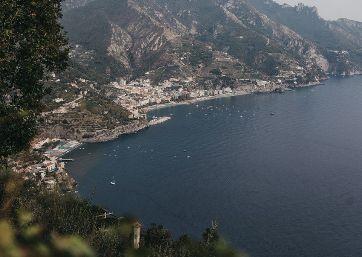 Amazing sea view for your Wedding in Amalfi Coast