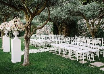 Symbolic Wedding ceremony in Amalfi Coast