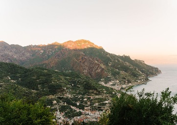 Spectacular view over the sea for your Wedding in Ravello