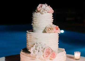 Wedding cake in Ravello