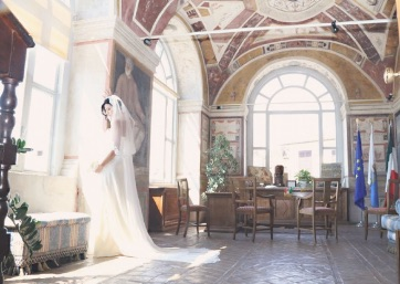 Civil Wedding Hall On The Lake Of Bracciano