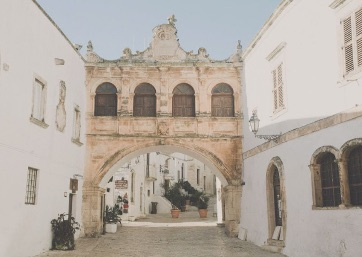 Get Married in Apulia at Ostuni Town Hall