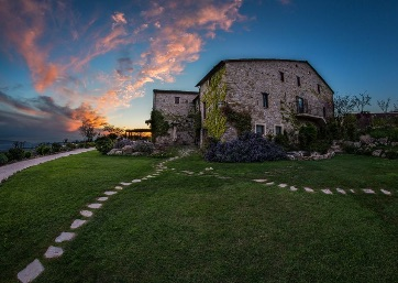 Get Married in Assisi at Ancient fortress of 14th Century with stunning view overlooking the Umbrian countryside