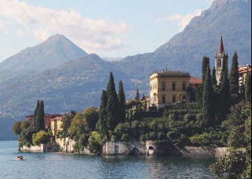 Get Married in Lake Como at XIV Century Villa Hotel