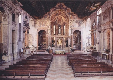 Get Married in Verona at Enchanting Church located in the city centre of Verona