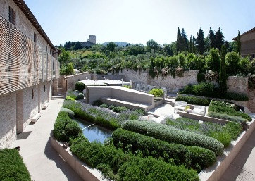 Get Married in Assisi at Exclusive five star Relais surrounded by Umbrian mountains