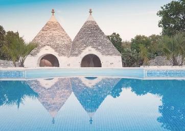 Get Married in Apulia at Impressive 18th Century Masseria located in Puglia