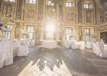 Get Married in Verona at Luxury Venue for Wedding Reception and Ceremony
