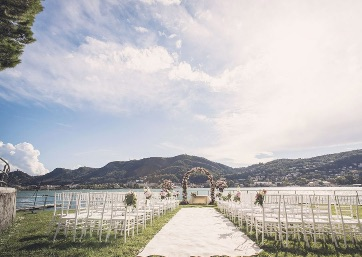 Get Married in Lake Como at Exclusive Venue in the heart of Como Lake