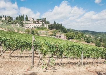 Get Married in Florence at Authentic Castle in Tuscany