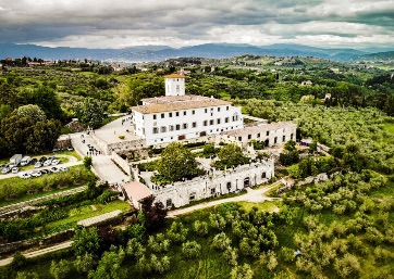 Get Married in Florence at Impressive Villa near Florence
