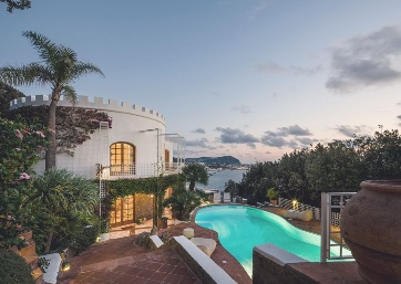 Get Married in Ischia at Private and Exclusive Villa in Ischia