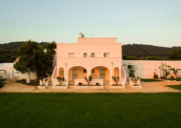 Get Married in Apulia at Boutique Masseria with Stunning Courtyard