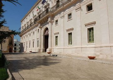 Get Married in Apulia at Ornate Town Hall in Martina Franca