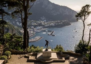 Get Married in Amalfi at Magical Villa perched on a clifftop overlooking the sea